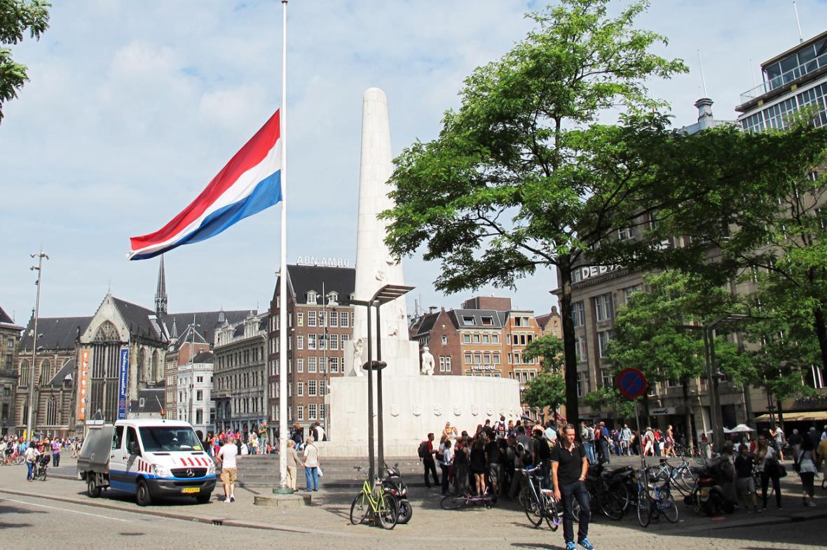 Nizozemsko drží smutek za zesnulého prince Frisa
