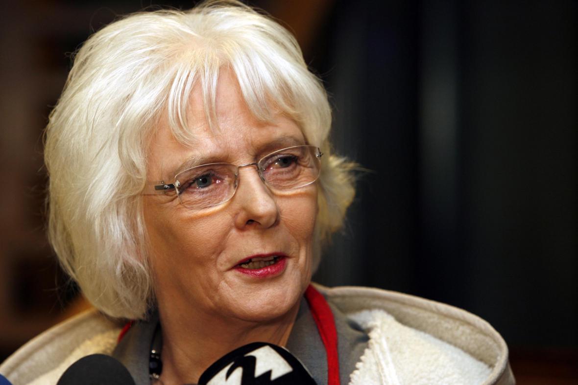 Jóhanna Sigrudardóttirová