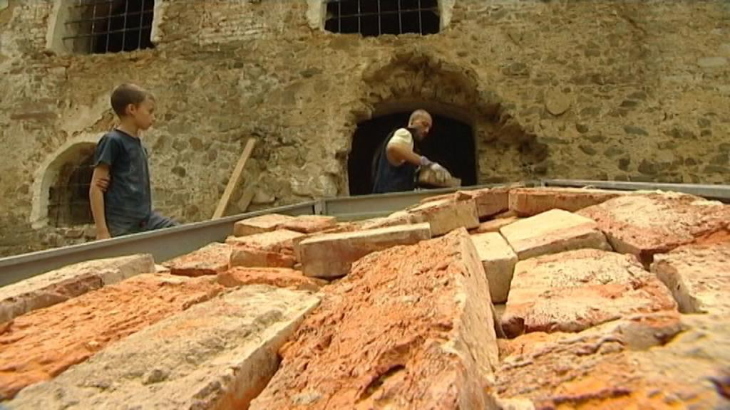 Rekonstrukce kostela sv. Jiří