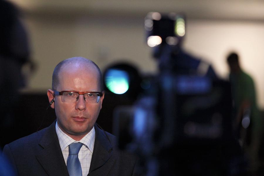 ČSSD chce předčasné volby