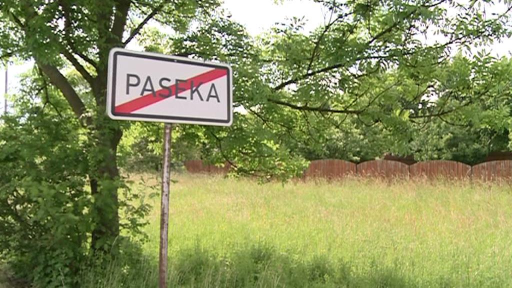 Obec Paseka
