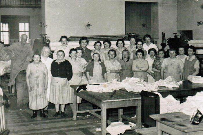 Prádelna v Bohnicích