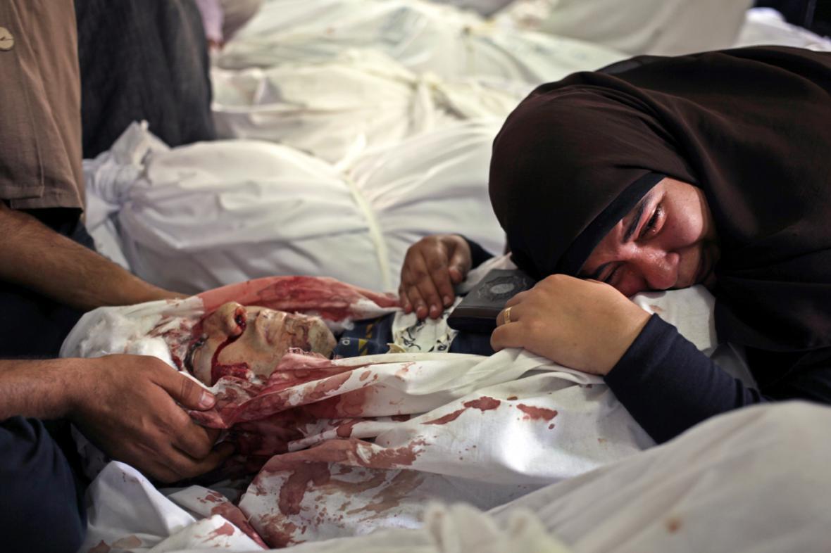 Egypt oplakává oběti masakru