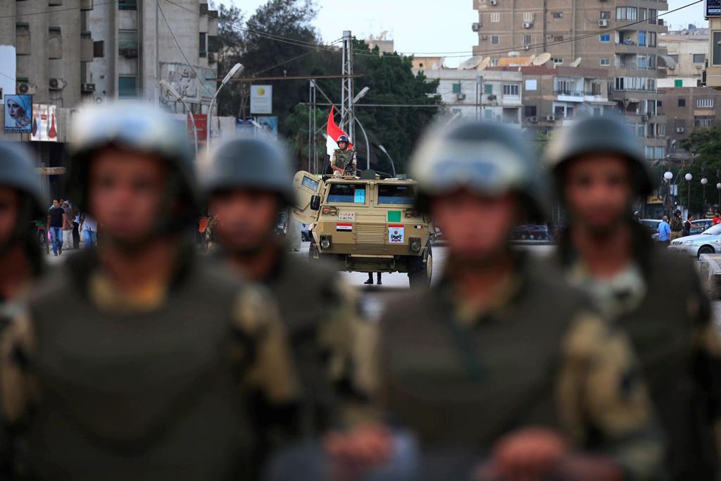 Převrat v Egyptě