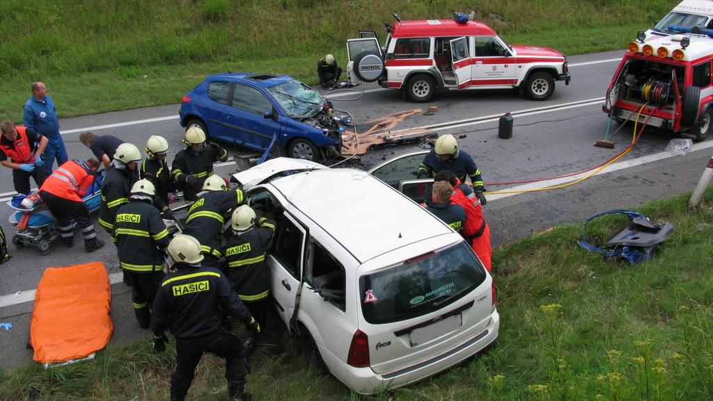 Dopravní nehoda