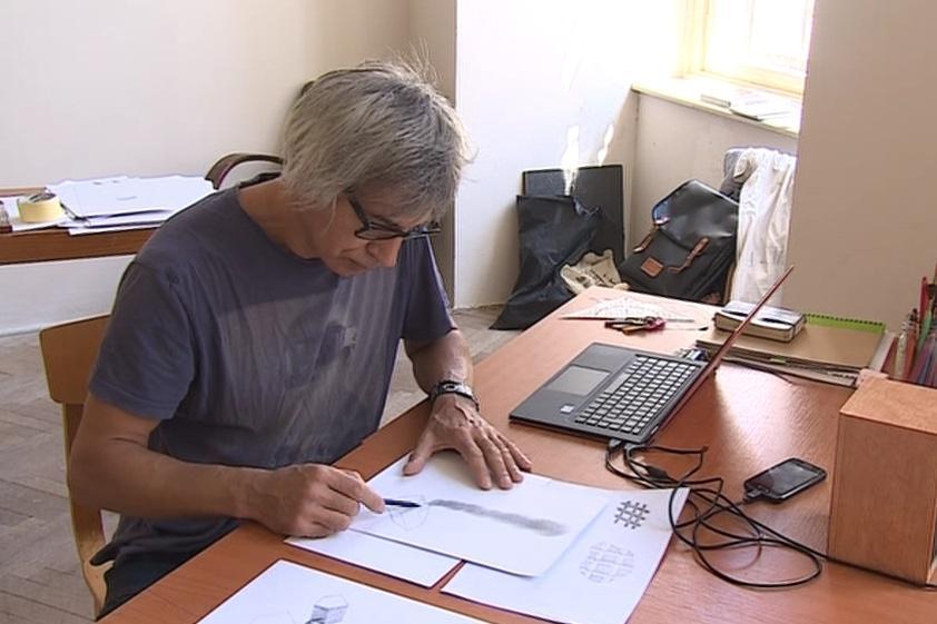 Umělci v Mikulově pracují od poloviny července