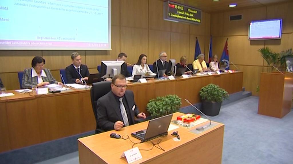 Rada Libereckého kraje