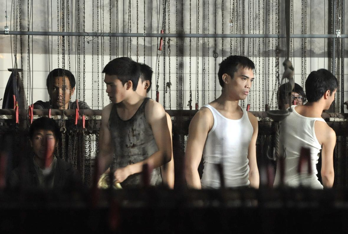 Jihokorejští filmaři natáčejí v Ostravě
