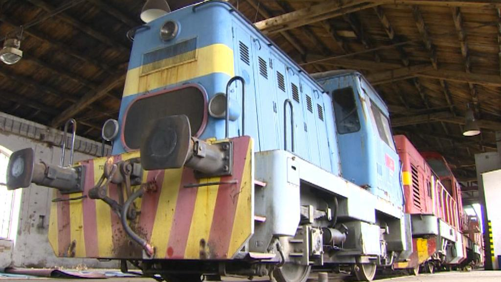 Historické lokomotivy