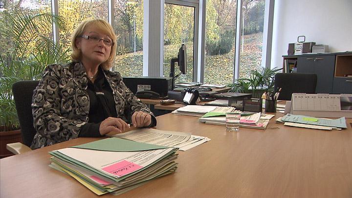 Zástupkyně ombudsmana Jitka Seitlová