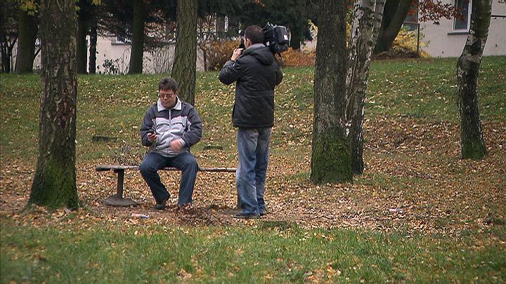 Natáčení pořadu