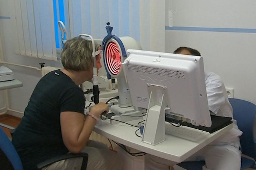 Vyšetření oka