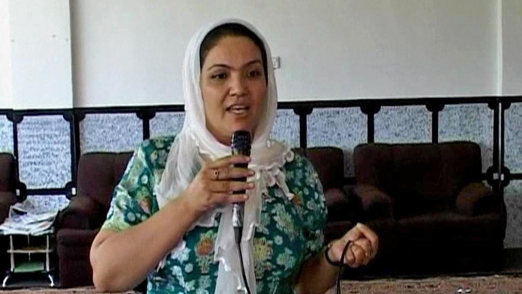 Faríba Ahmadíová Kakárová