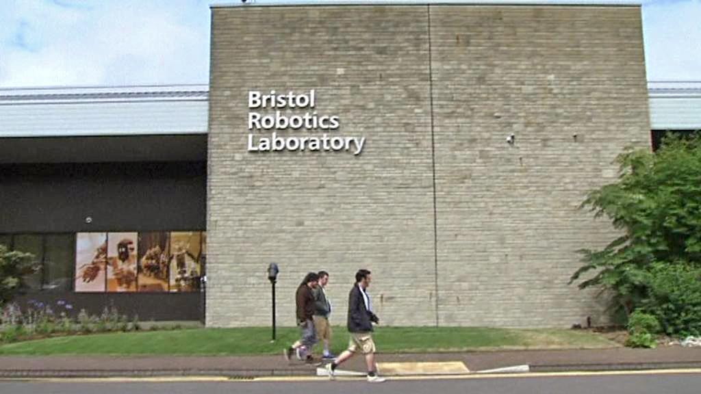 Bristolská laboratoř robotiky