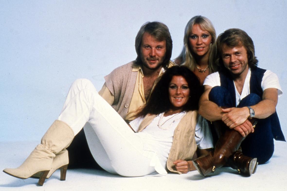 ABBA v roce 1979