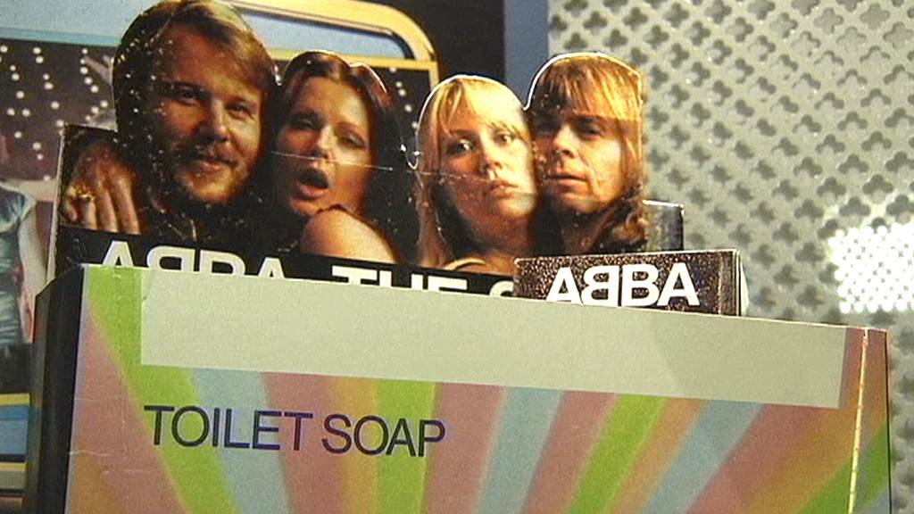Dražba sbírky memorabilií švédské skupiny ABBA