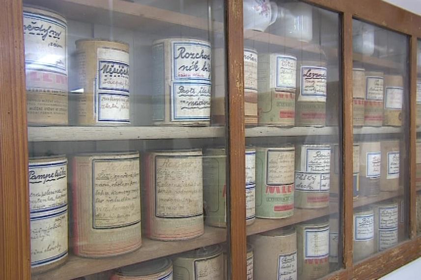 Čaje vznikají podle tradičních receptur