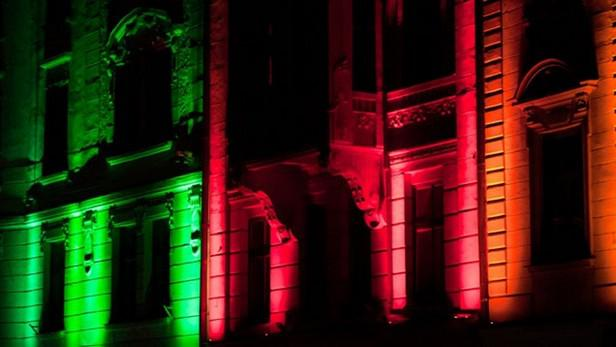Vzáří (festival světla a videomappingu, Olomouc)