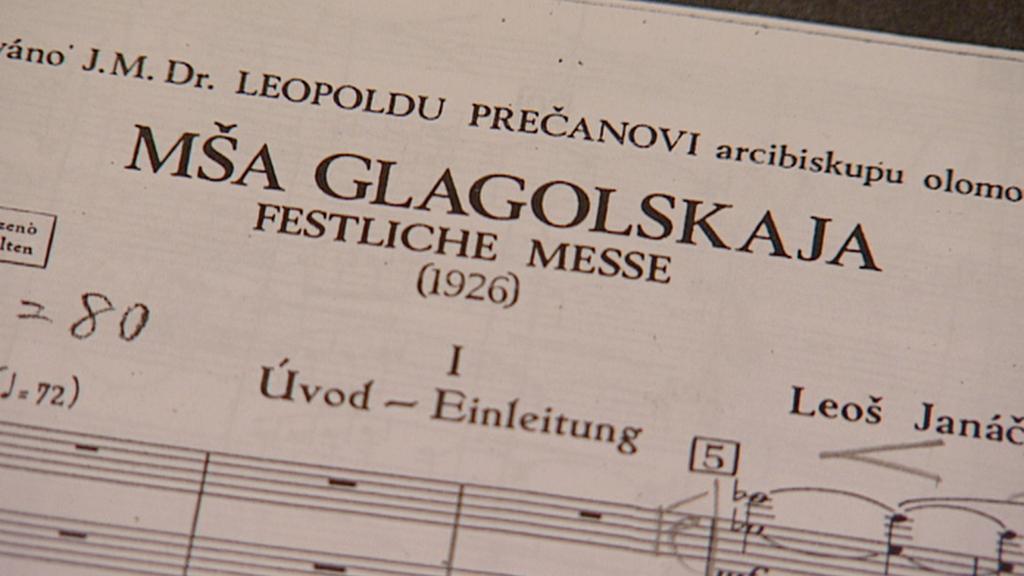 Leoš Janáček / Mša Glagolskaja