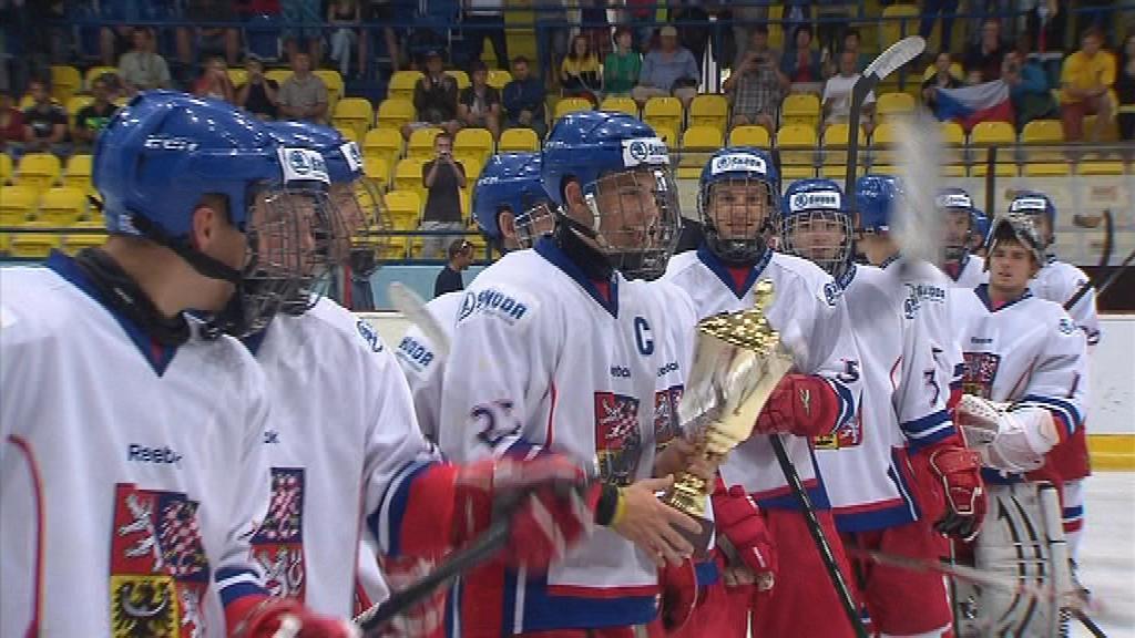 Na medaili čekali čeští mladíci na memoriálu od roku 2005