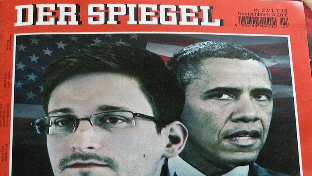 Der Spiegel o tajném sledování unijních politiků