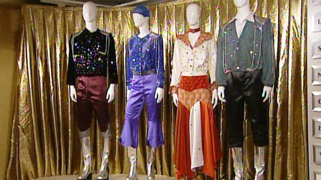 Kostýmy skupiny ABBA