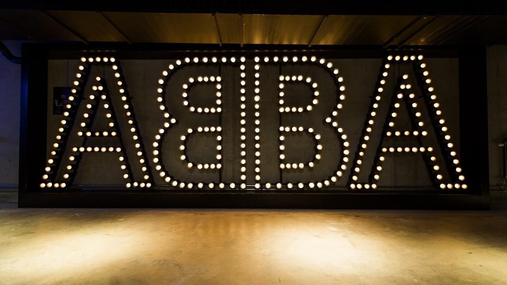 Muzeum skupiny ABBA ve Stockholmu