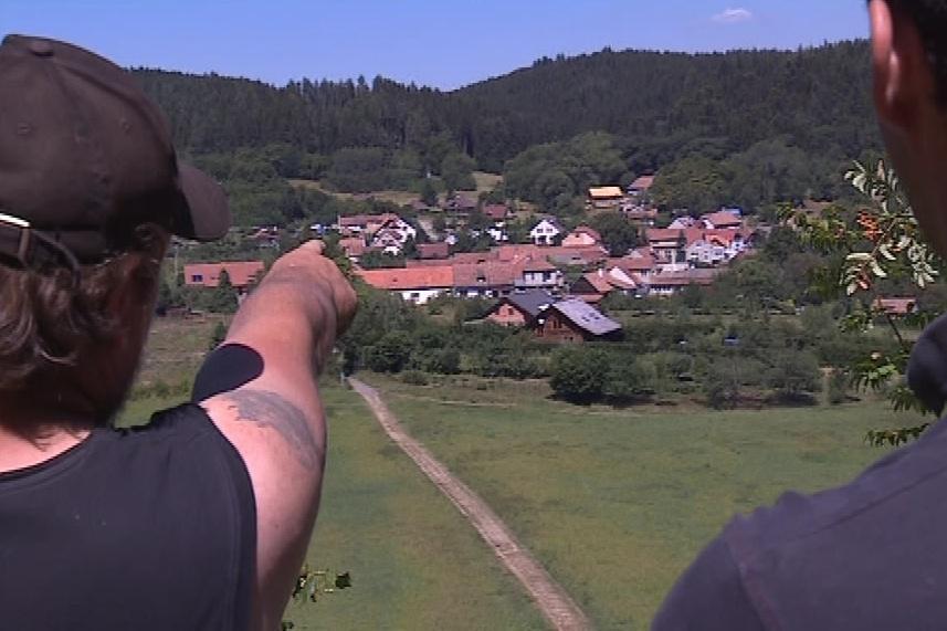 Holštejn leží v CHKO Moravský kras
