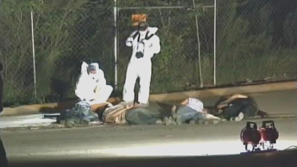 Oběti mexické narkomafie