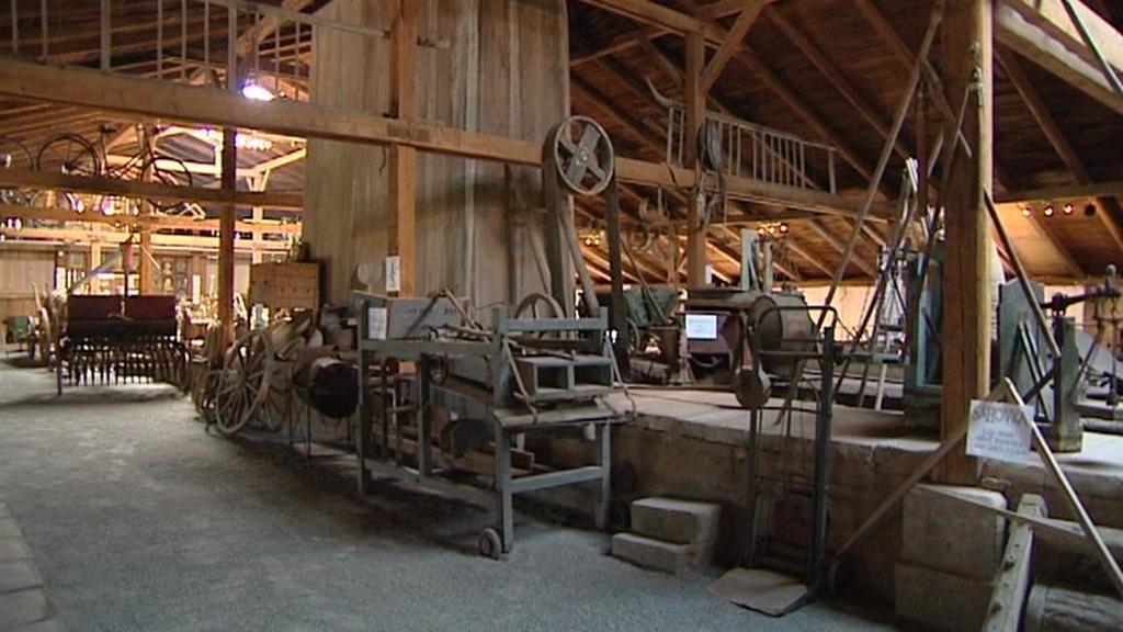 Muzeum starého venkova v Rosicích u Chrudimi