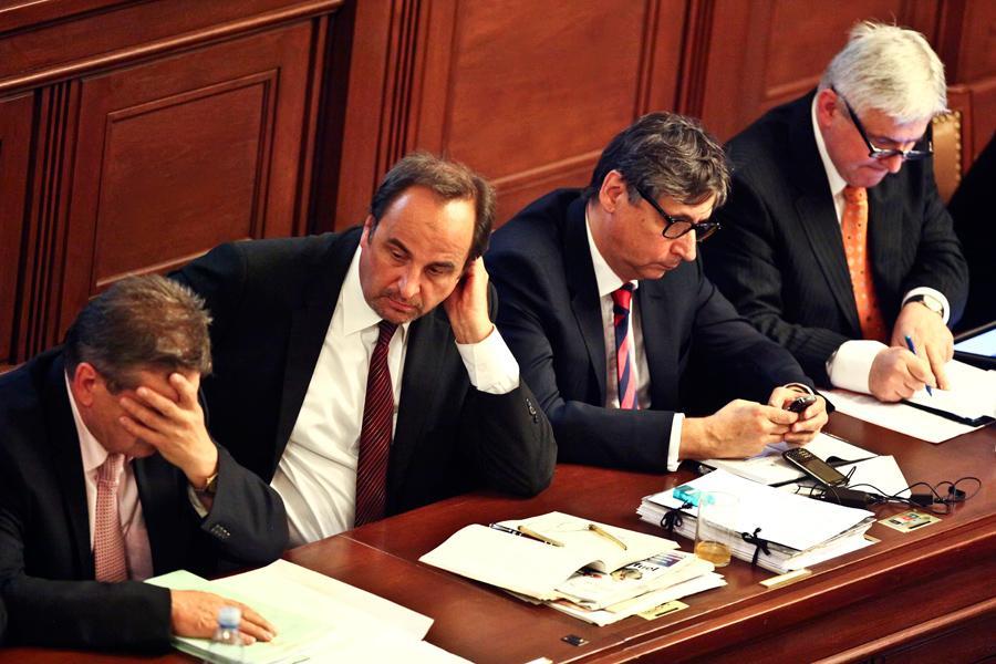 Ministři Rusnokovy vlády