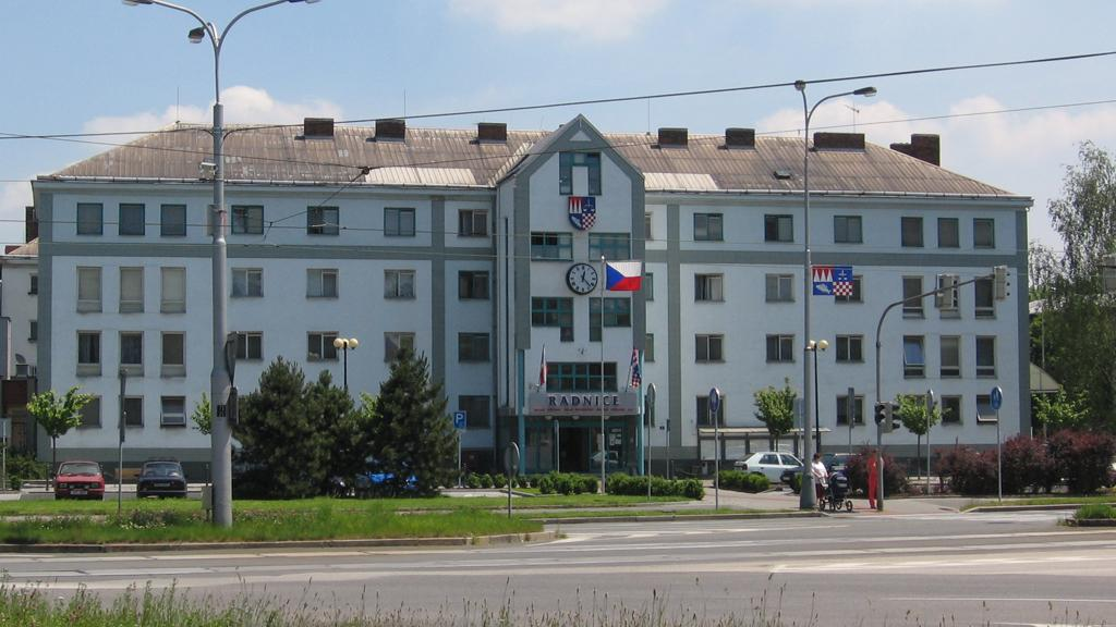 Radnice městského obvodu Ostrava-Jih