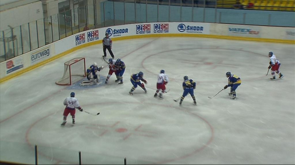 V semifinále se český výběr postaví proti Spojeným státům americkým