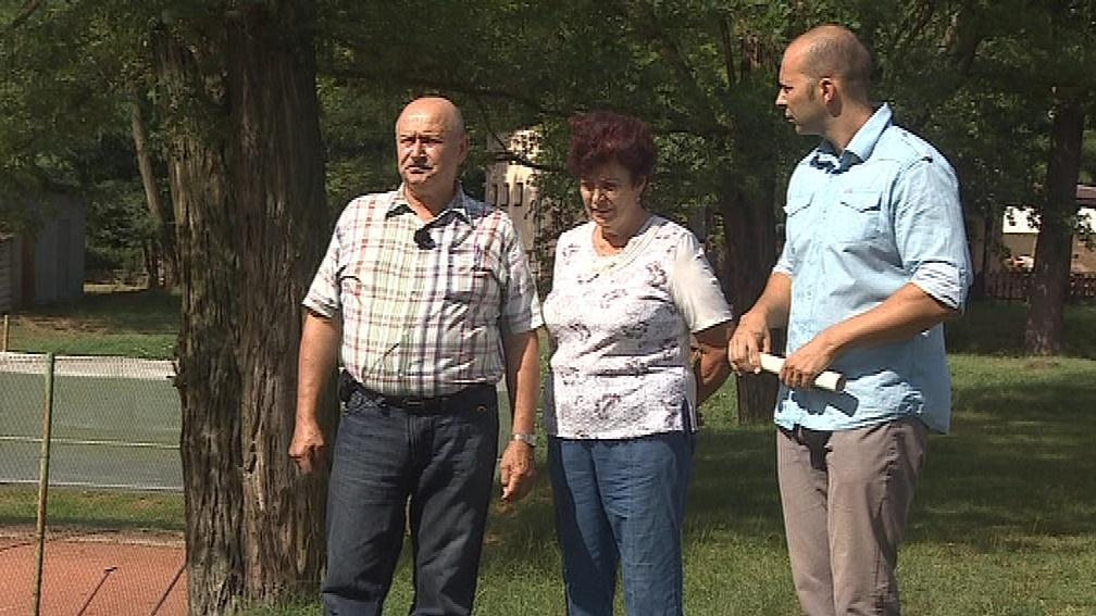 Sourozenci se přou s obcí o pozemek, na kterém stojí hřiště