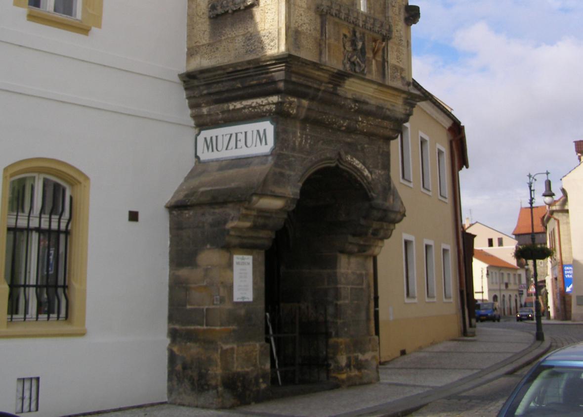 Oblastní muzeum Louny