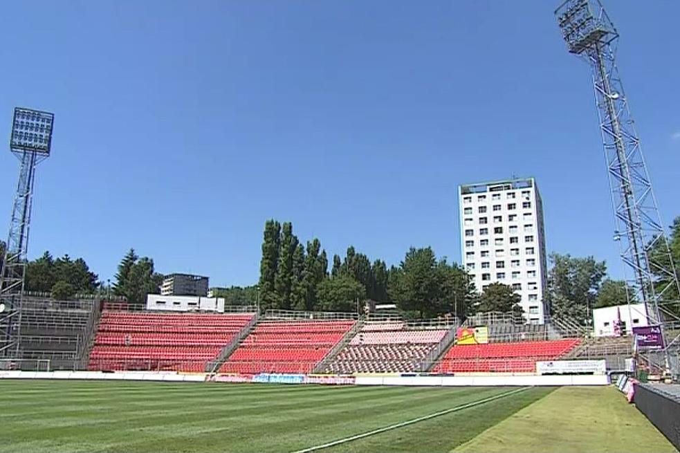Topoly u stadionu nechá město zkontrolovat