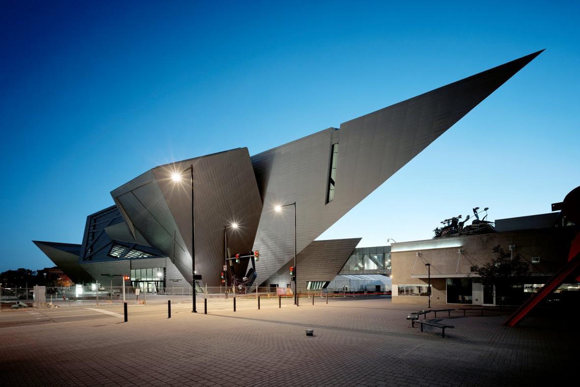 DAM - denverské muzeum umění