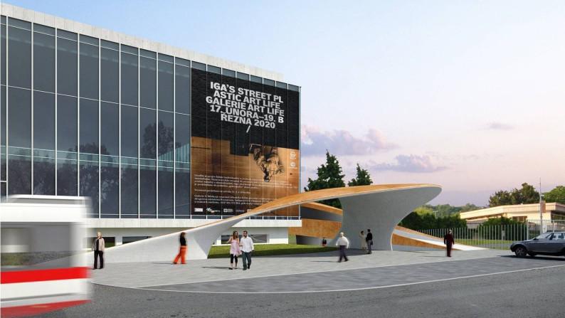 Moravian science centre Brno