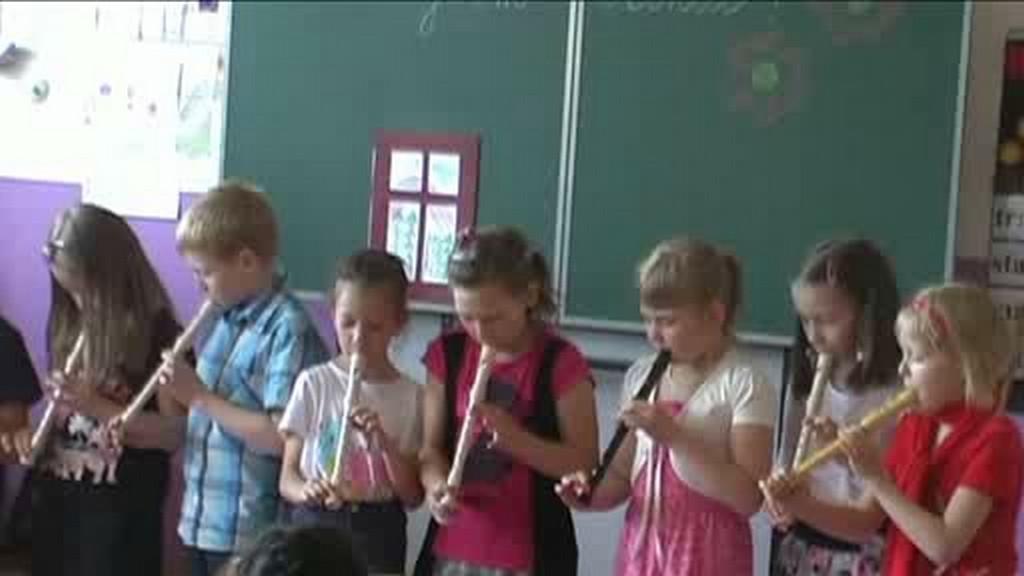 Vystoupení žáků ZŠ Poběžovice