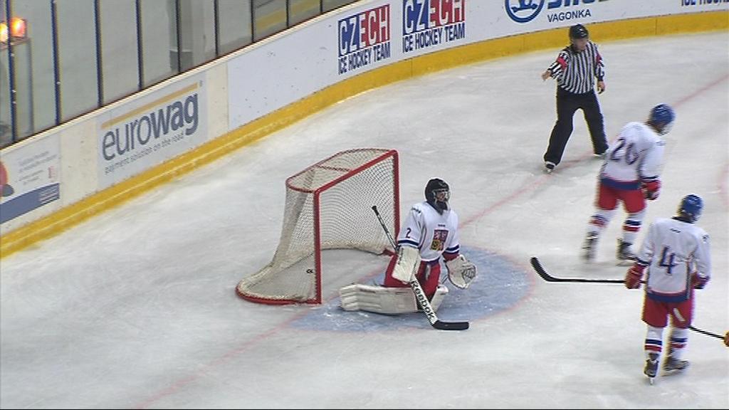 Kanada rozstřílela český výběr 4:0