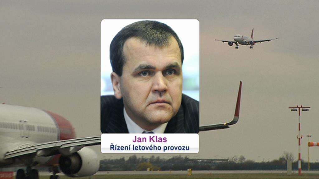 Šéf ŘLP Jan Klas