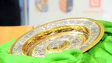 Wimbledonský talíř