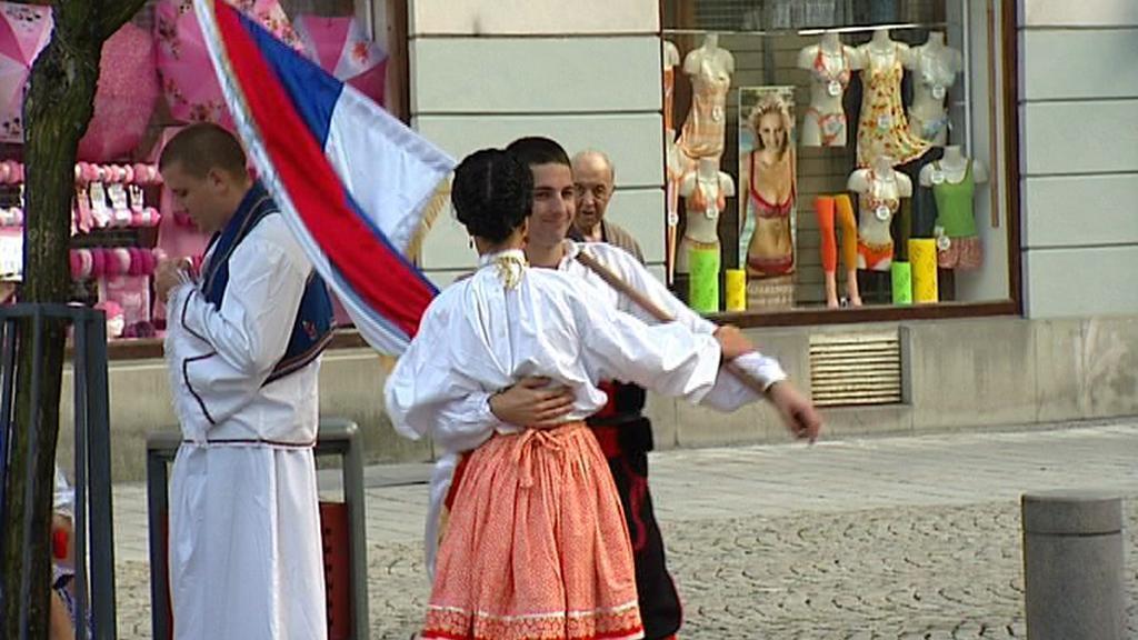 Folklor bez hranic - Ostrava