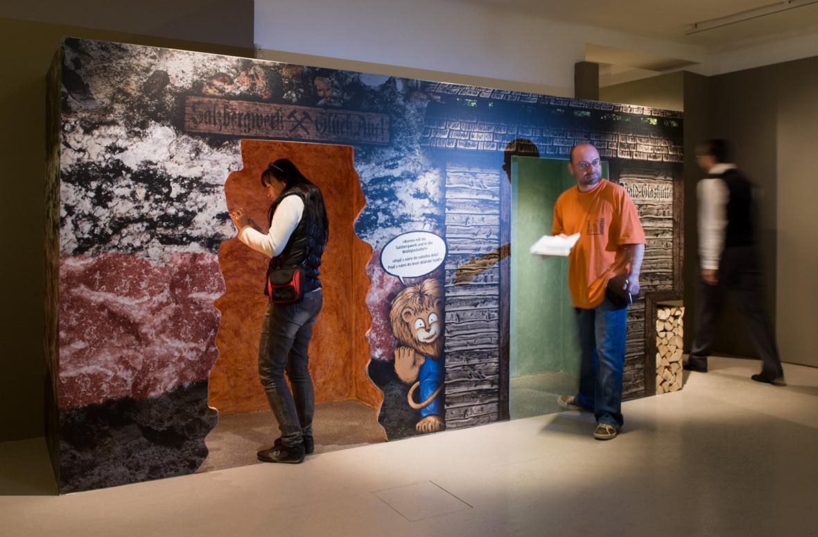 Zemská výstava / Expozice v Bad Leonfeldenu