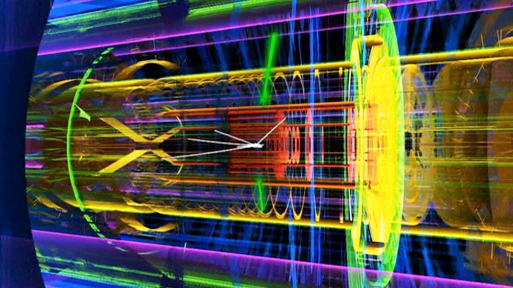 Výzkum - CERN