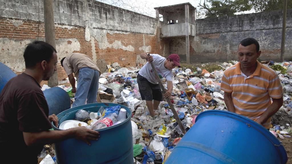 Honduraská věznice