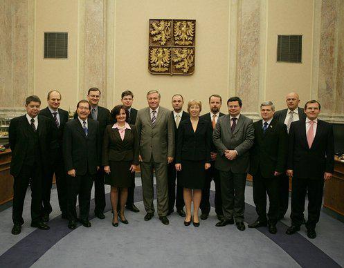 Vláda Mirka Topolánka (2006)