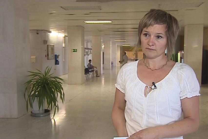 Čekáme na novou vládu, říká mluvčí FN Brno Anna Mrázová