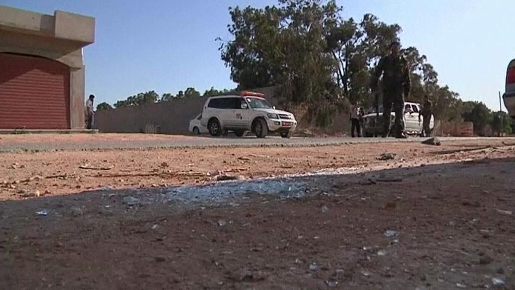 Útok v Benghází