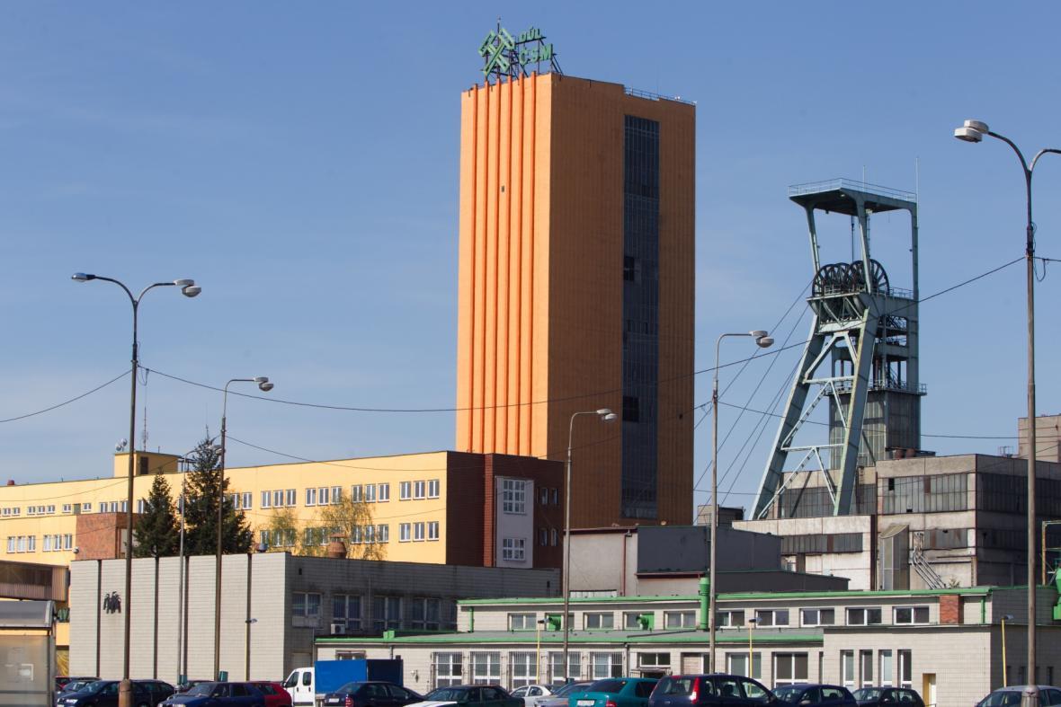 Důl ČSM